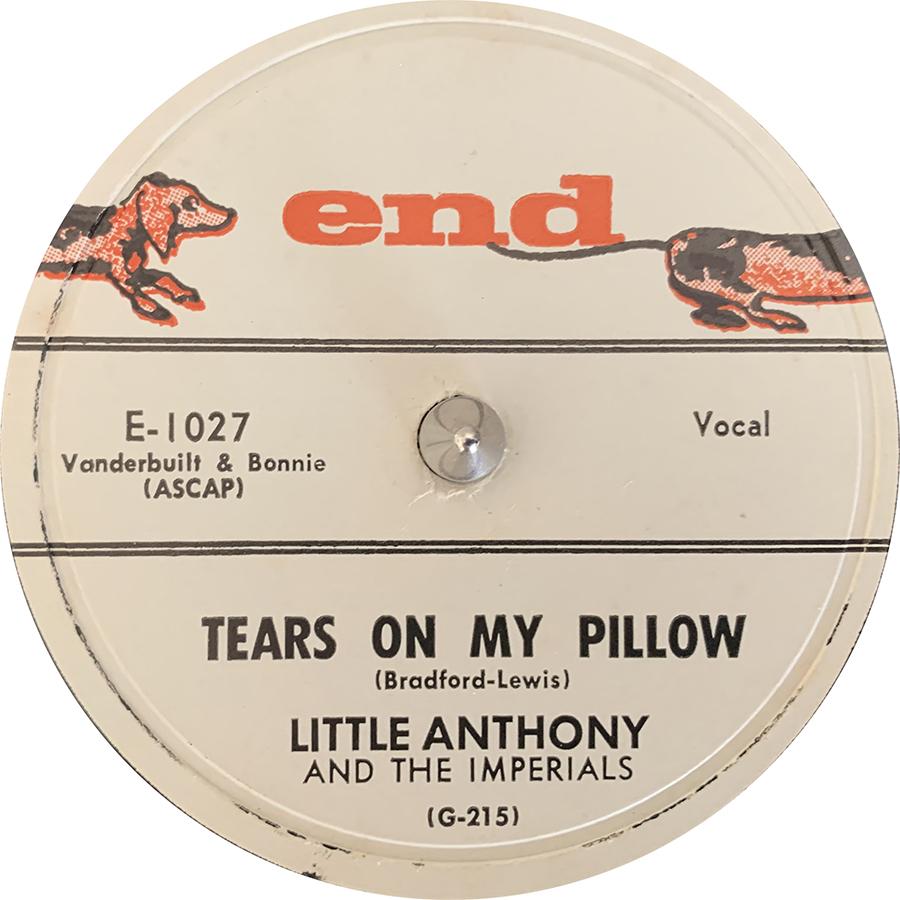 tears on my pillow wikipedia