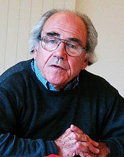 English: Jean Baudrillard in 2005