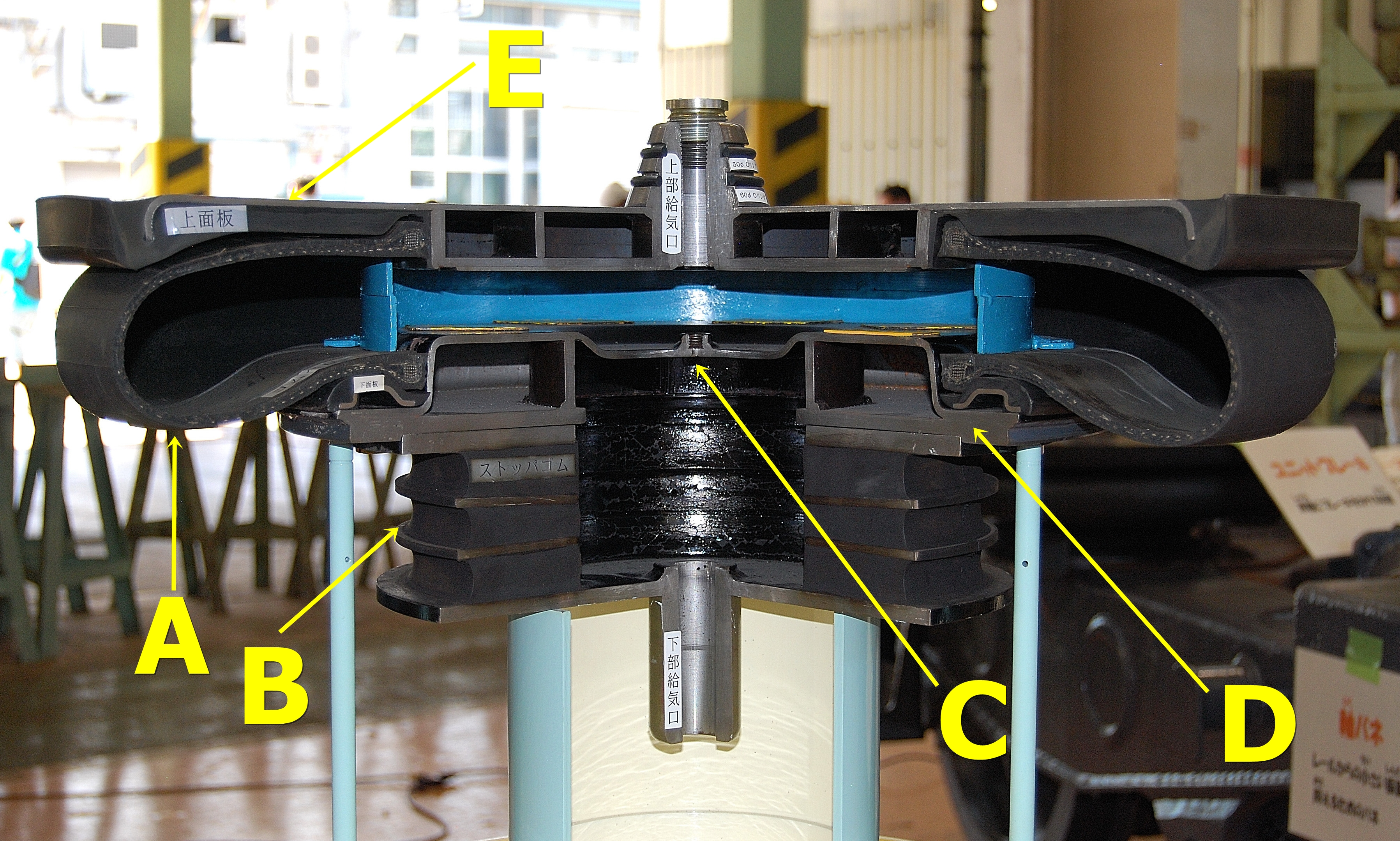 Air suspension Wikiwand