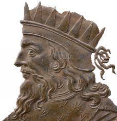 Portret van Merovech