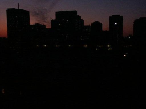 Toronto ON 2003 Blackout