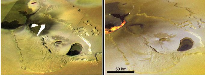 Vulcanismo di Io