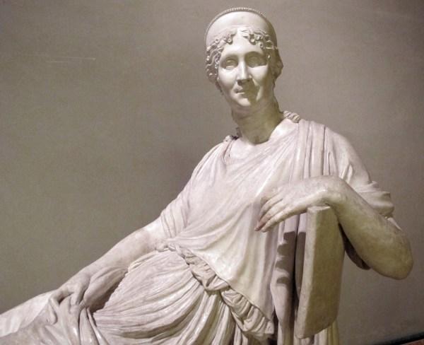 File:Antonio canova, ritratto di letizia ramolino ...