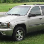 Chevrolet Trailblazer Suv Wikipedia