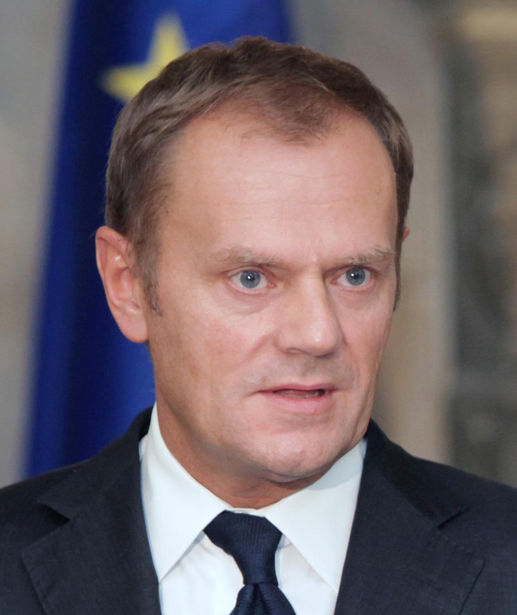 English: Donald Tusk – Prime Minister of Polan...