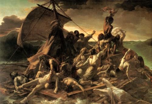 Géricault - La zattera della Medusa