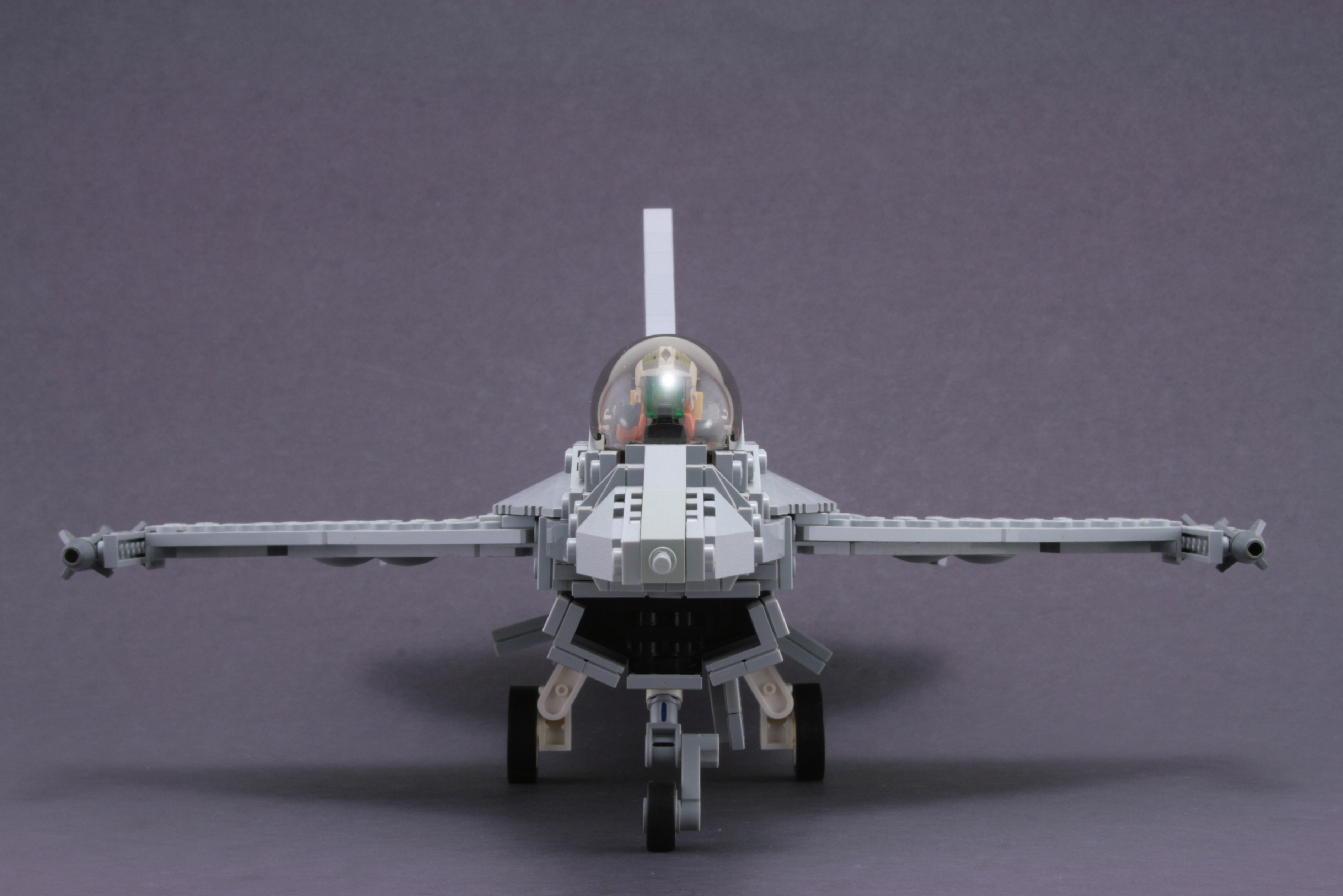 File LEGO F 16 Fighting Falcon   Front view jpg   Wikimedia Commons File LEGO F 16 Fighting Falcon   Front view jpg