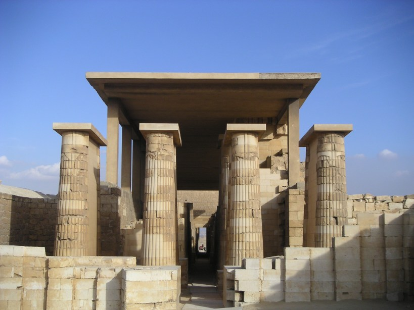 The Hypostyle Hall And Entrance Colonnade Wikiversity