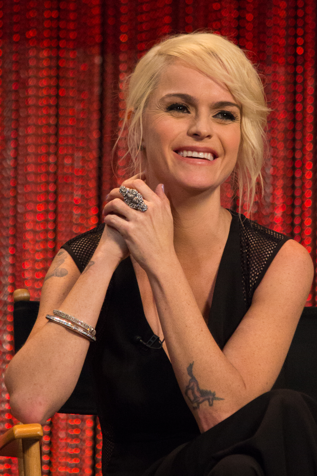 Taryn Manning at The Paley Center For Media's PaleyFest 2014 Honoring 'Orange Is The New Black'