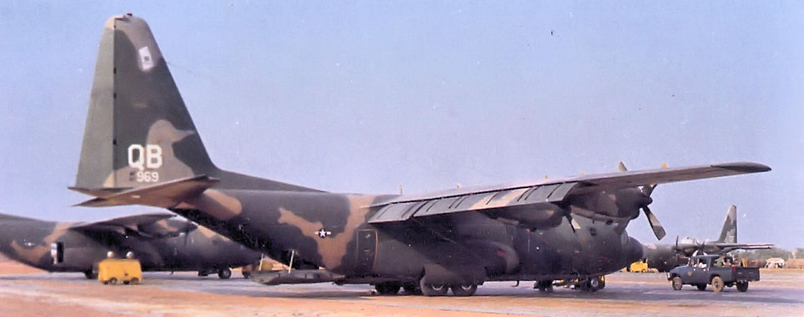 Bien Hoa Air Base Vietnam 1968