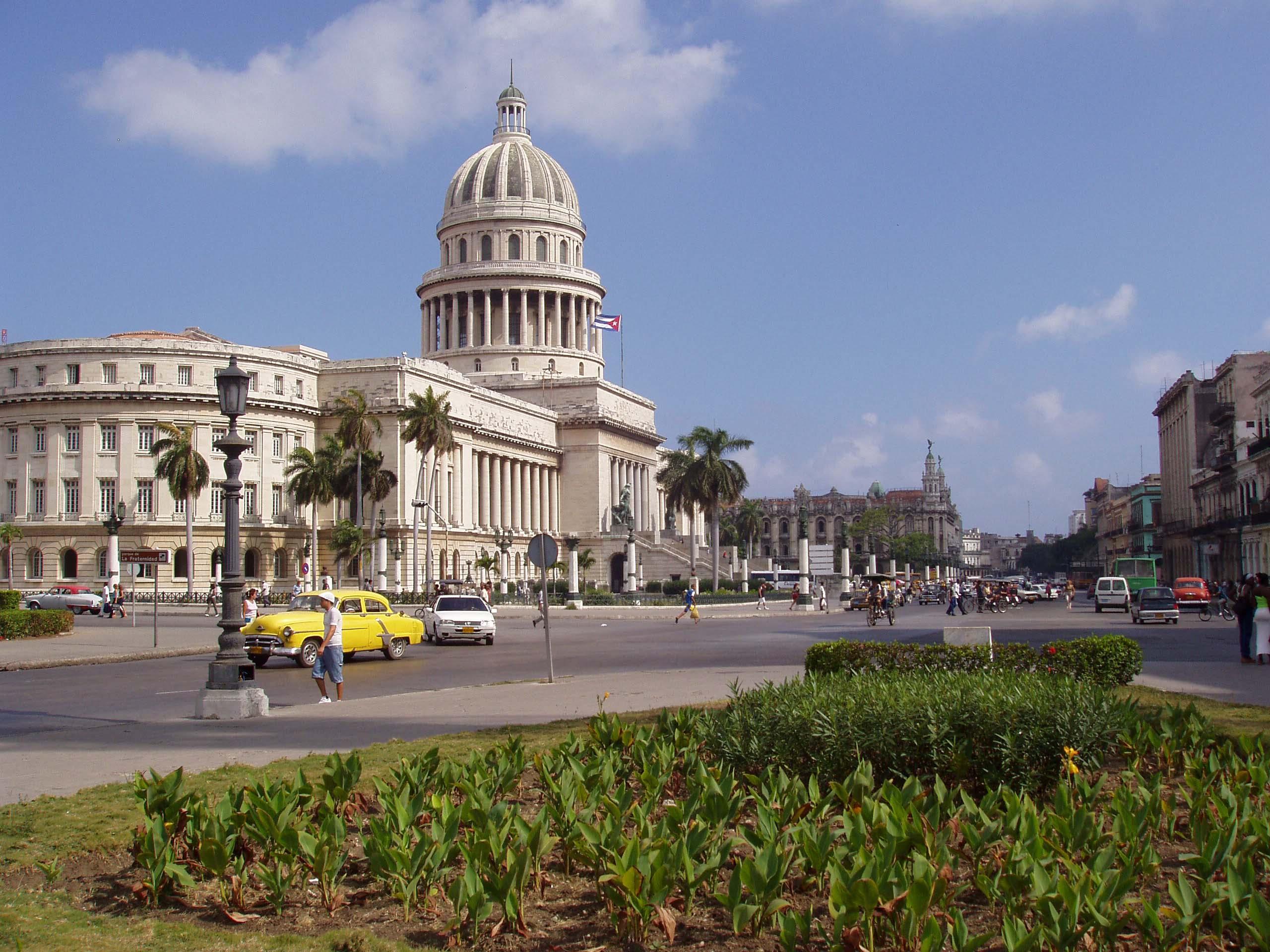 El Capitolio, La Habana (Cuba) / Wikimedia Commons