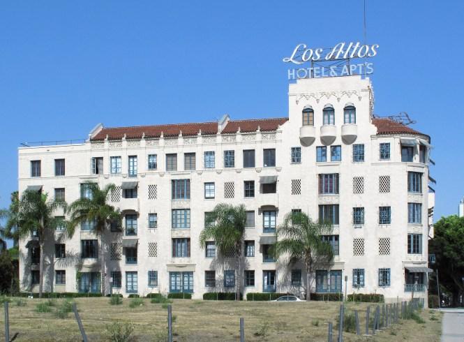 File Los Altos Apartments Angeles California Jpg