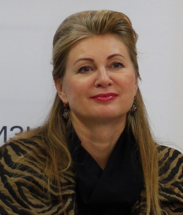 Цыганова, Виктория Юрьевна — Википедия