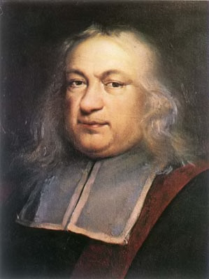 A portrait of Pierre de Fermat, French lawyer ...