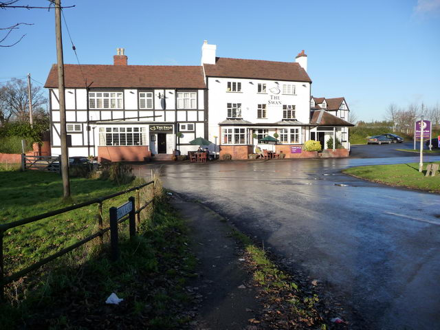 File:The Swan - geograph.org.uk - 1076019.jpg - Wikipedia