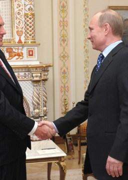 2012-04-16 Владимир Путин, Рекс Тиллерсон (1)