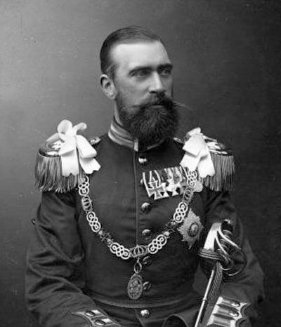 Adolf Friedrich V, Grand Duke of Mecklenburg-Strelitz. source: Wikipedia