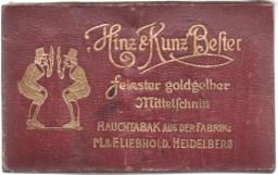 Hinz und Kunz Tabak Heidelberg1