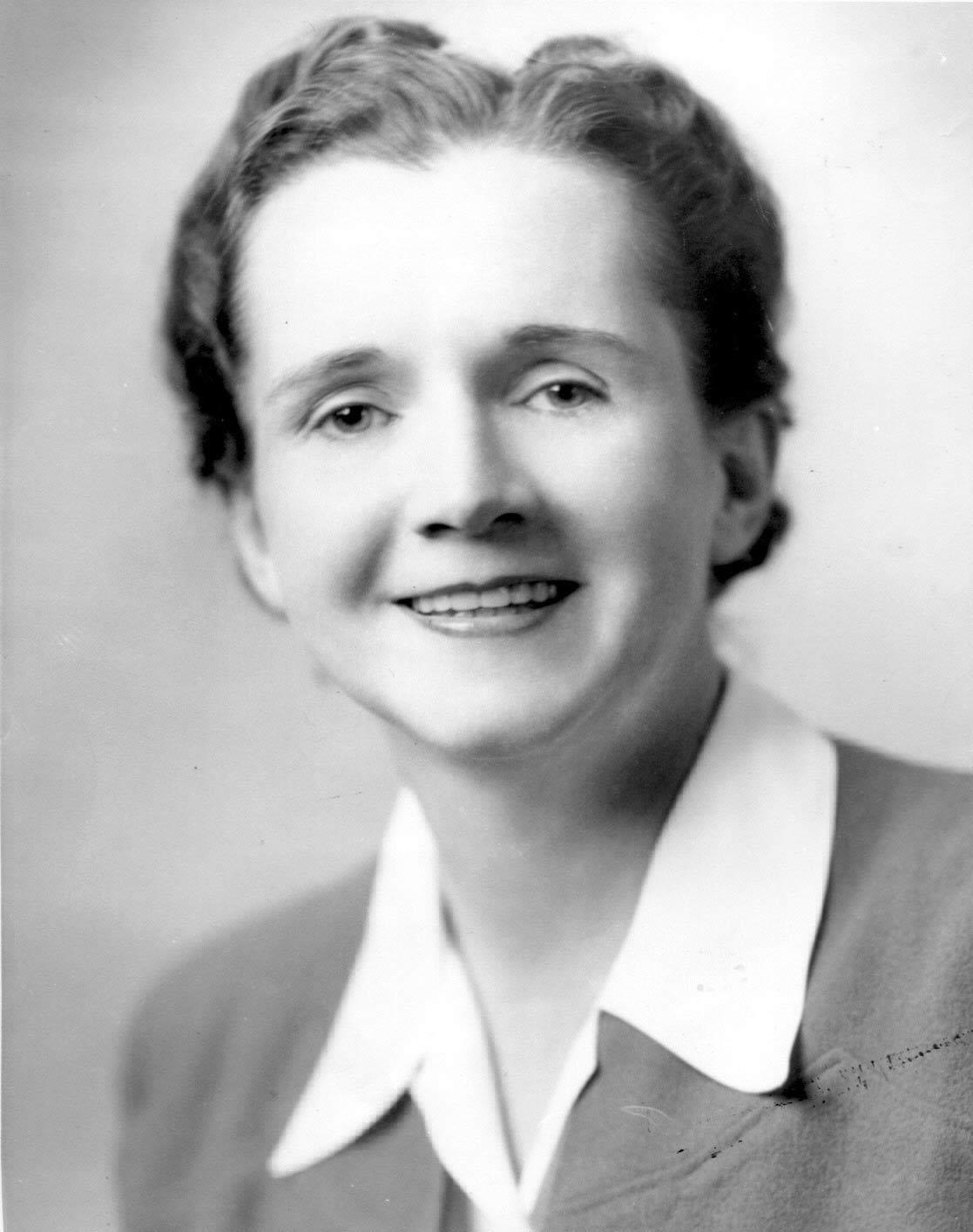 Rachel Carson from WikiCommons