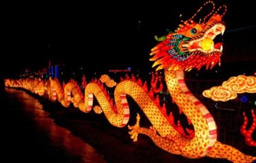 Chinese Dragon 2012