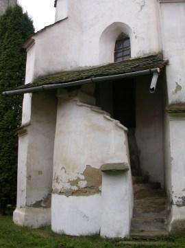 Unitarian Saxon fortified church of Darjiu village - Custom made tour of Transylvania | Travel in Romania