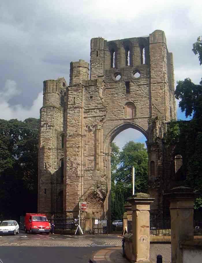 Kelso Abbey Wikipedia