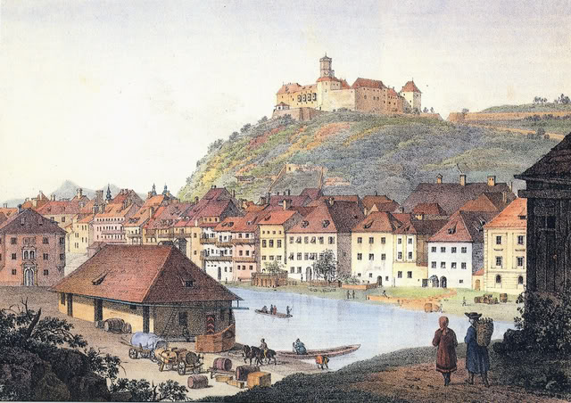 Ljubljana in the 18th century