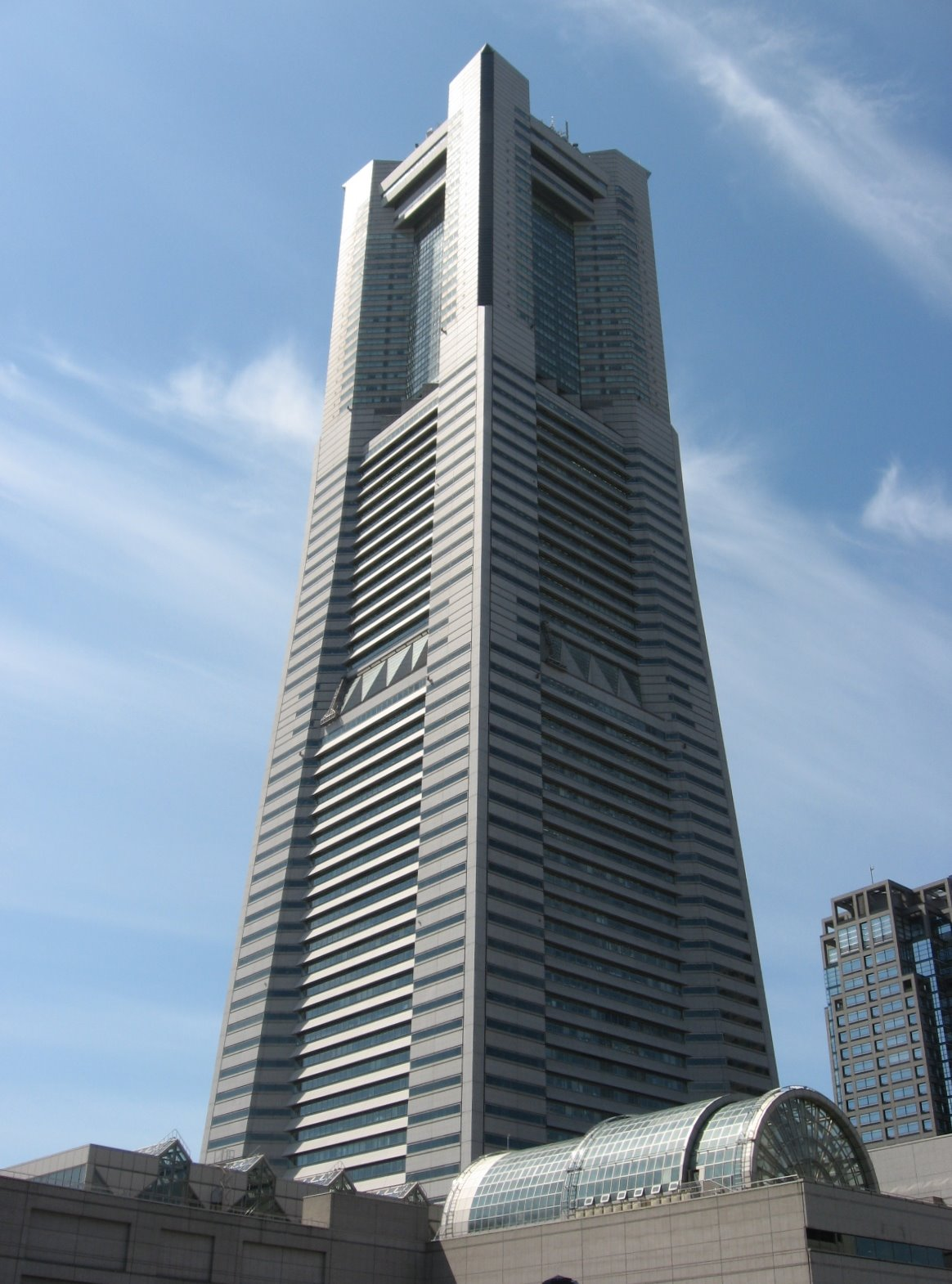 Yokohama Landmark Tower Wikipedia