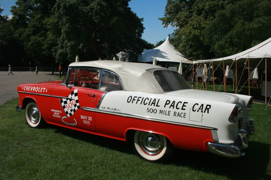 1955 chevrolet cars » File Chevy Pace Car for Indy 500  1955   Flickr   Supermac1961 jpg     File Chevy Pace Car for Indy 500  1955   Flickr   Supermac1961 jpg