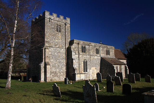Church of St James - Berwick St James