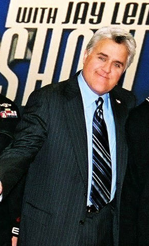 Jay Leno has been the subject of criticism sin...