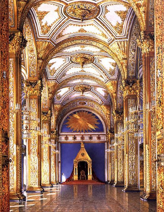 Abbildung 2: Der Andreassaal