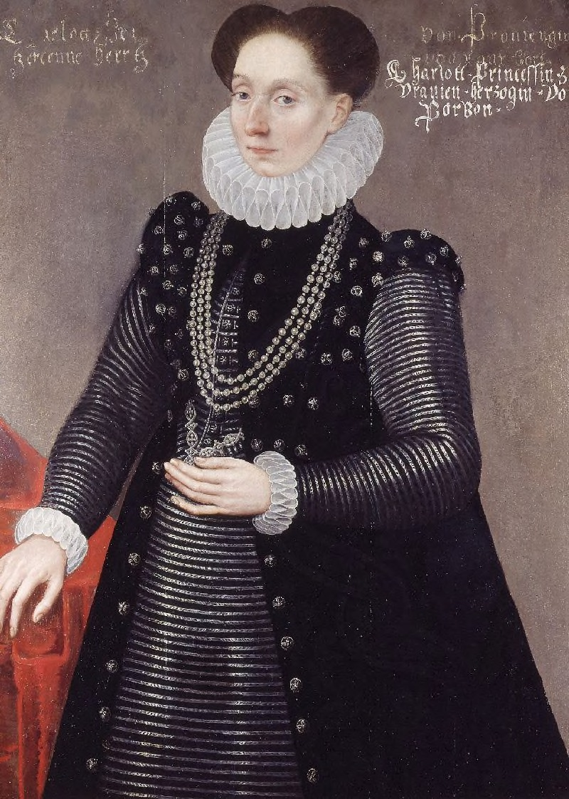 Charlotte Of Bourbon Wikipedia