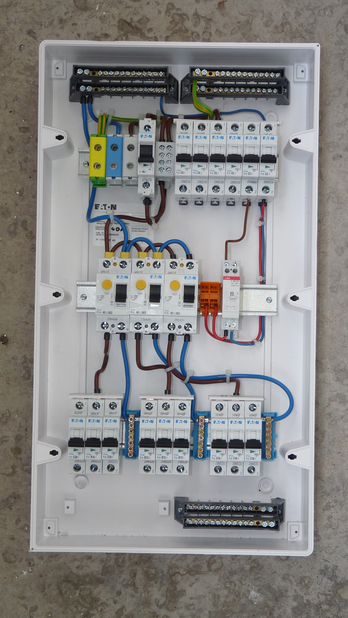 Image Result For Wiring A Workshop With Electricity