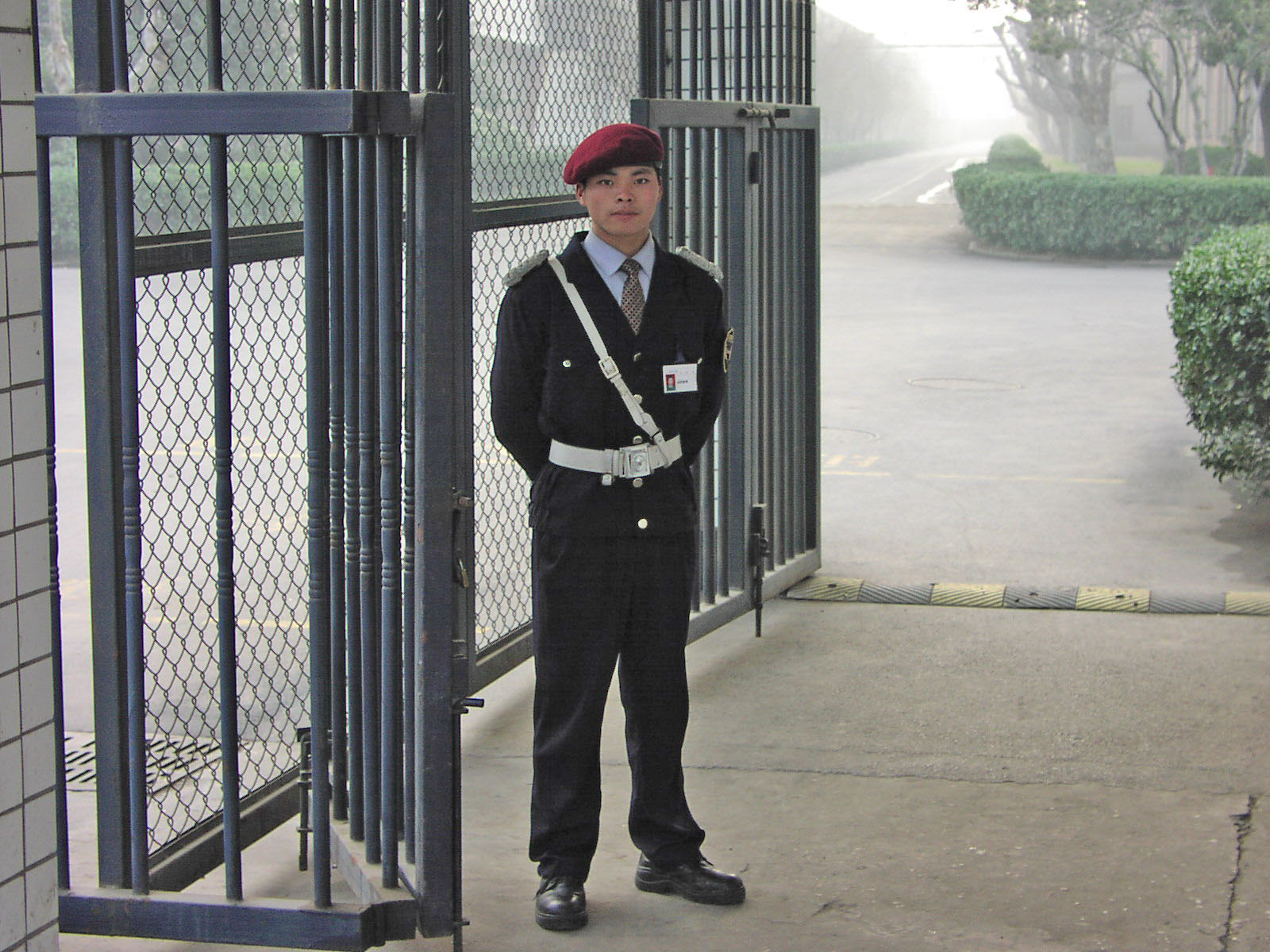 Residential Private Security