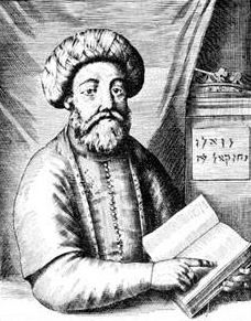 Shabbatai Tzvi, from Thomas Coenen, Ydele Verw...
