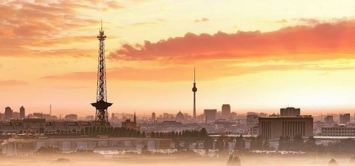 Sunrise Berlin