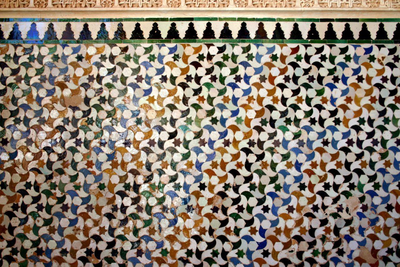 Mozaic Alahambra