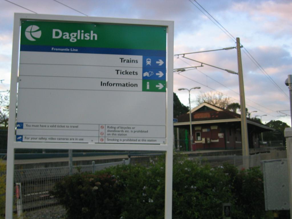 Daglish Railway Station Wikipedia