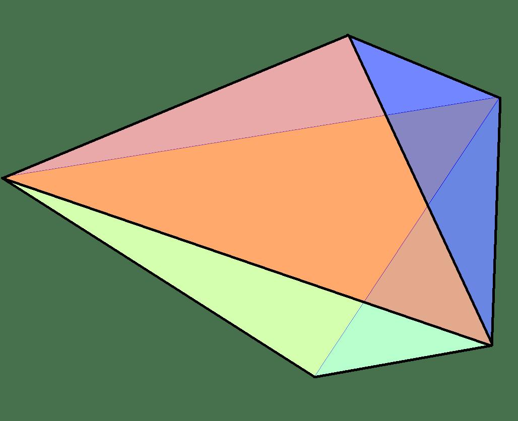 Triangular Bipyramid