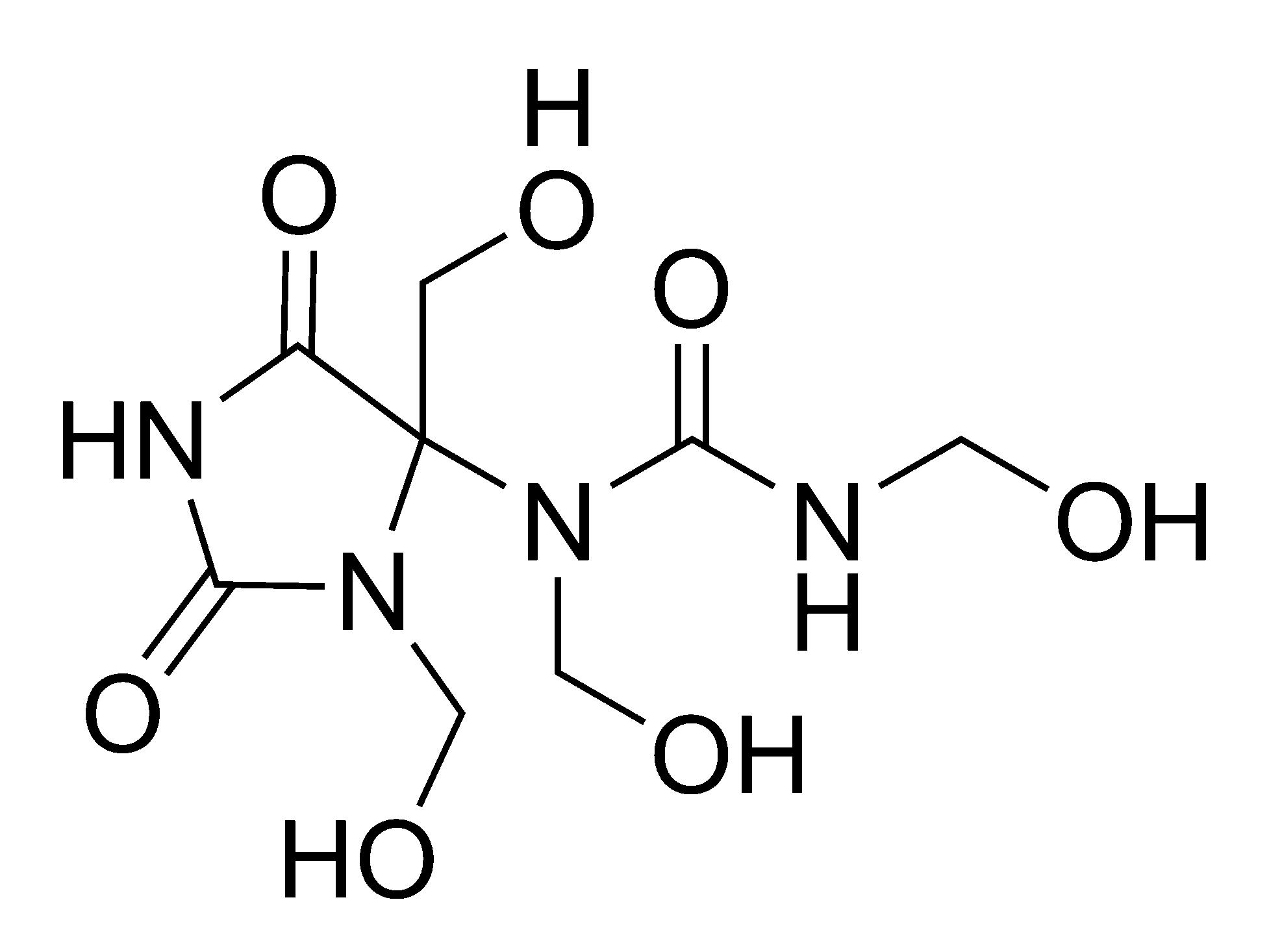 Diazolidinyl Urea Correct Formula