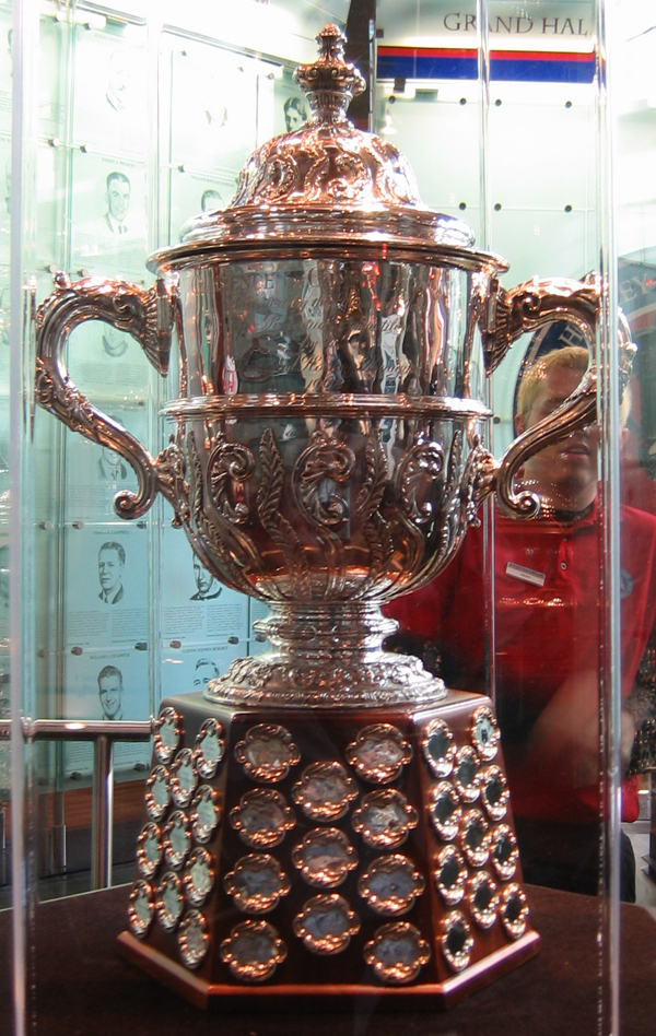 Clarence S Campbell Bowl Wikipedia