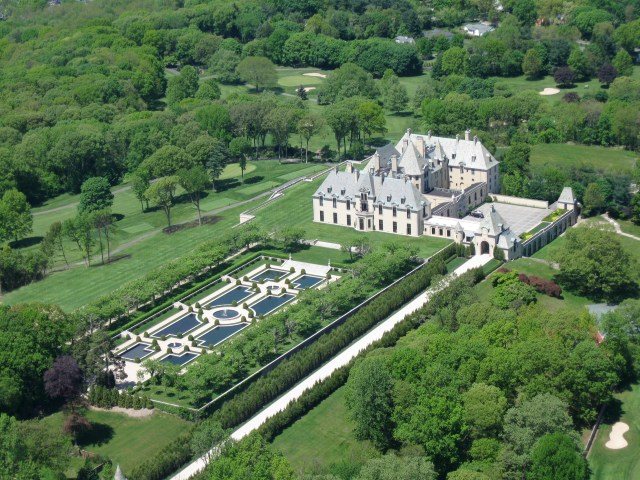 Royal Pains -Oheka Castle