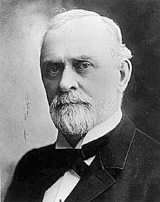 English: Photo of Potter Palmer I (1826-1902)