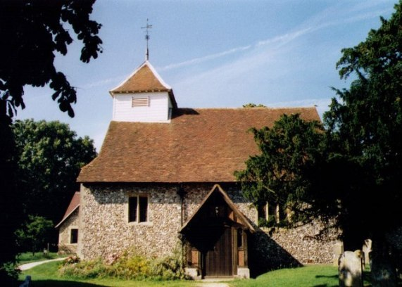 St Mary, Sulhamstead Abbots, Berkshire