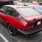 File 1985 Alfa Romeo Gtv6 Callaway C3 Twin Turbo Rear Left Jpg Wikimedia Commons