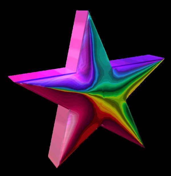 Αρχείο:3D rainbow star 12.png - Βικιπαίδεια