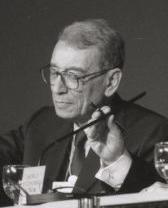 Boutros Boutros-Ghali, then Secretary-General ...