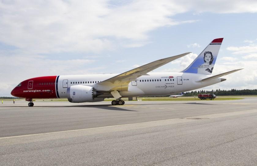 Bildresultat för norwegian b787