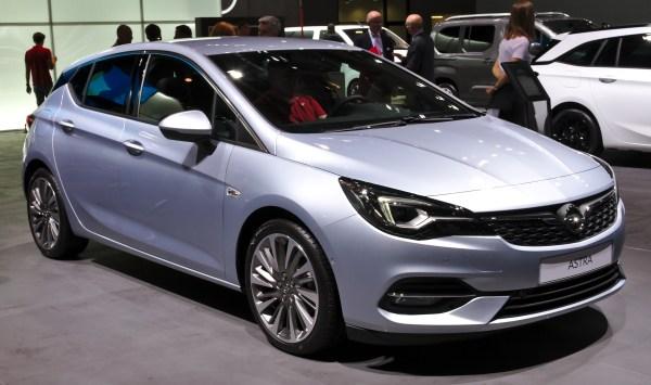 Opel Astra K - Wikiwand